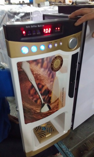 coffee vending machine philippines