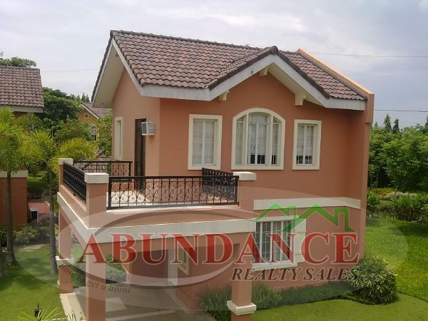 Camella bulacan house and lot for sale jade model offer for Camella homes design pictures