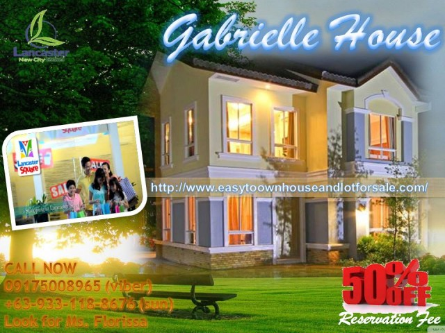 Affordable Homes In Cavite Near Manila 3 Bedrooms Gabrielle A New City Rises In Cavite Near