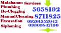 Leo Malabanan Siphoning Plumbing Services 09261552042/5658192 need Jobs & Services