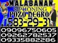 bcoolod malabanan siphoning pozo negro services  need Jobs & Services